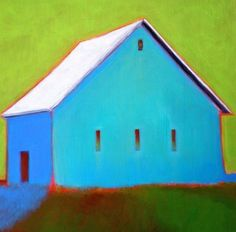 Almira Hill Grammer - Meadow Barn