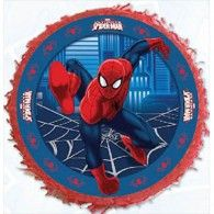 Spiderman Ultimate Pinata, $44.95 A068912 Boy Birthday, Birthday Parties, Party Favors, Favours, Captain America, Party Time, Spiderman, Balloons, Entertaining