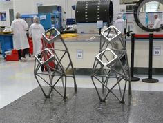Thales Alenia Space has seen massive savings in time and cost for the manufacturing of its products thanks to 3D printing, said Florent Lebrun, who heads s