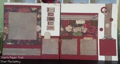Shari's Paper Trail: Simple Stories Layout