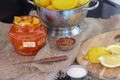 Lemon Atchaar recipe by Theretrokitchen posted on 04 Dec 2018 . Recipe has a rating of by 1 members and the recipe belongs in the Miscellaneous recipes category Vegan Gluten Free, Vegan Vegetarian, Food Categories, Chutneys, Punch Bowls, Pickles, Real Food Recipes, Dips, Lemon