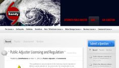 Hurricane Sandy, Public Adjuster, Dale Robbins - En Masse Web Design,Internet Marketing,Web Portfolio, Reading, Berks, PA