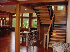 wykończenie domu drewnianego