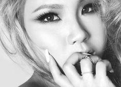 2NE1 CL - Elle Magazine October Issue '14