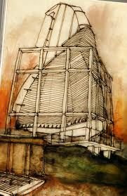 bartlett architect drawings - Google Search
