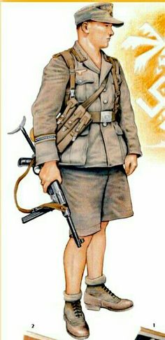 AFRIKA KORPS - pin by Paolo Marzioli