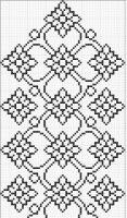 Cross Stitch Designs, Diy And Crafts, Projects, Counted Cross Stitches, Rugs, Crafts, Drawing Art, Punto Cruz, Dots