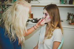 FX makeup. Elise Harris Makeup