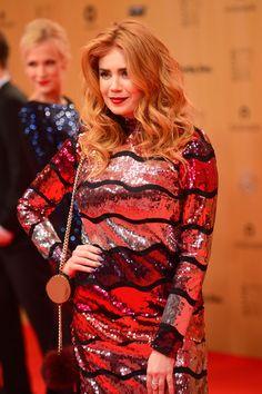 Palina Rojinski Photos: MADELEINE at Bambi Awards 2015 - Red Carpet Arrivals