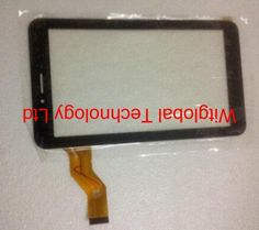 """[Visit to Buy] New 7""""  IRBIS TX54 Digma Optima 7.41 3G TT7041MG Tablet Touch Screen Panel digitizer Glass Sensor Replacement Free Shipping #Advertisement"""