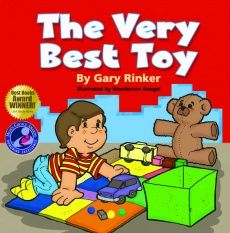 The Very Best Toy   MagicBlox Kids Book