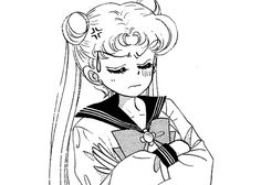 Find images and videos about girl, pink and anime on We Heart It - the app to get lost in what you love. Manga Art, Anime Manga, Moon Sketches, Anime Monochrome, Sailor Moon Aesthetic, Sailor Moon Wallpaper, Sailor Moon Manga, Animated Icons, Kawaii