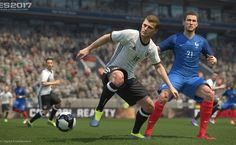 Review Does PES 2017 feel any different to PES 2016 - NetGuide NZ