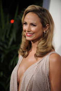 Stacy Keibler at The Descendants Premiere in Beverly Hills