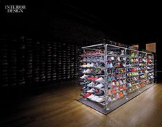 Your average shopper buys a shoe just to wear. At Flight Club in Greenwich Village, sneaker-heads trade collectible kicks on the secondary market, sometimes for thousands of dol...