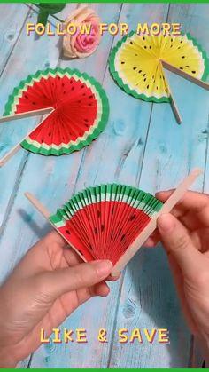 Fun Diy Crafts, Camping Crafts, Fun Crafts For Kids, Craft Activities For Kids, Summer Crafts, Toddler Crafts, Preschool Crafts, Holiday Crafts, Kids Diy