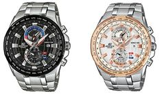 f3497d0095bb Chollo Reloj Casio Edifice EFR-550D-7AVUEF para hombre por 149