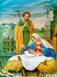 JEZUS en MARIA Groep.: KERSTDAG