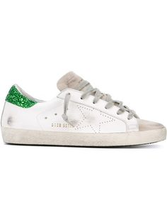 "Comprar Golden Goose Deluxe Brand zapatillas ""Super Star"" en Deliberti from the world's best independent boutiques at farfetch.com. Descubre 400 boutiques en 1 sola dirección."