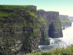 Cliffs of Moher, Ireland...