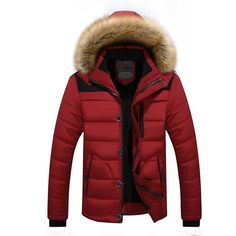Lance Donovan Fur Hooded Coat