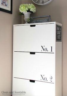 How-To+Organize+Your+Home+{50+Tips+and+Tricks}
