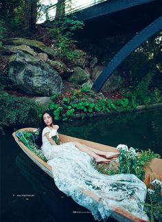 ♥ Romance of the Maiden ♥ couture gowns worthy of a fairytale - off on an adventure