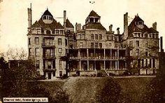 The Haunted Crescent Hotel in Eureka Springs, Arkansas