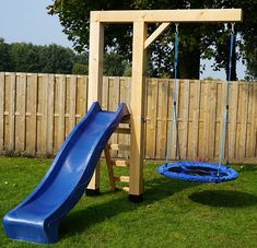 135 amazing backyard patio remodel ideas -page 4 Backyard Swings, Backyard For Kids, Backyard Projects, Outdoor Projects, Backyard Patio, Backyard Slide, Garden Kids, Backyard Play Areas, Play Yard