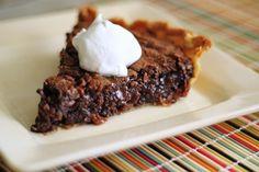 German Chocolate Pie -