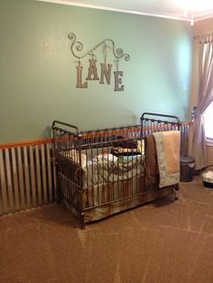My baby boys country vintage nursery! thanks for the pinspiration Baby Boys, Baby Boy Rooms, Baby Boy Nurseries, Kids Rooms, One Step, Vintage Nursery, Antique Nursery, Girl Nursery, Nursery Ideas