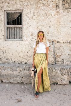 Zanzibar outift | Janni Delér