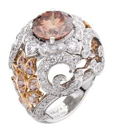 Adour ring, Bals de Légende High Jewelry collection