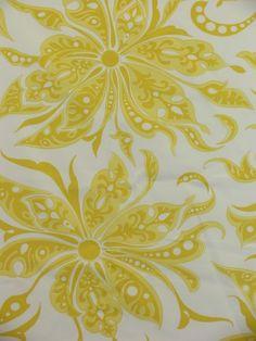 Beacon Daffodil - www.BeautifulFabric.com - upholstery/drapery fabric - decorator/designer fabric