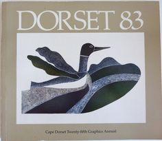 Vintage Cape Dorset Inuit Art Book Dorset 83
