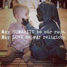 Love + Humanity = Life. #elephantjournal.