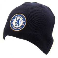 21019389c82 Chelsea FC Knit Hat EverythingEnglish.com  CFC  ChelseaFC   ChelseaFootballClub  Blues