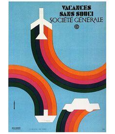 Jacques auriac-Societe Generale c1971