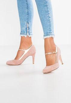 on sale 8c05c 2c5f2 Chaussures Anna Field Escarpins à talons hauts - nude beige  34,95 € chez