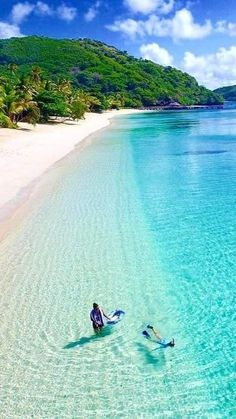 Most Beautiful Beaches, Beautiful Places To Travel, Cool Places To Visit, Romantic Travel, Beautiful Ocean, Vacation Places, Dream Vacations, Dream Vacation Spots, Beach Vacations