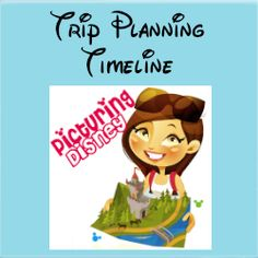 Trip Planning Countdown! | Picturing Disney
