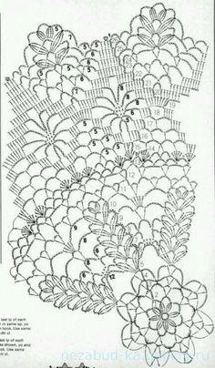 114 Besten Handarbeiten Häkeln Bilder Auf Pinterest Crochet
