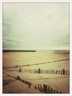 Beach, how I love you.