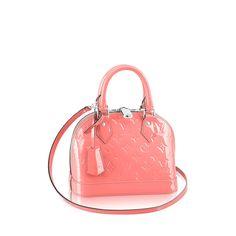 Discover Louis Vuitton Alma BB via Louis Vuitton