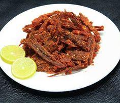 Cách làm thịt bò khô đơn giản tại nhà, cach lam thit bo kho don gian tai nha