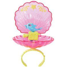 Barbie Vida de Sereia Mini Rosa - Golfinho ref.: