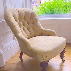Our range of sold antiques and ex display furniture Chair Upholstery, Upholstered Furniture, Armchairs, Sofas, Chair Design, Furniture Design, Nursing Chair, French Interiors, Selling Furniture