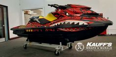 Jet Ski, Palm Beach, Custom Muscle Cars, Custom Wraps, Exhibition Booth Design, Cool Boats, Boat Stuff, Water Crafts, Vinyl