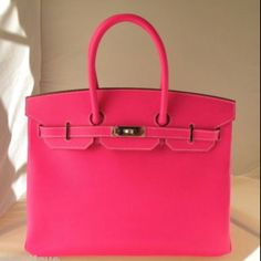 hermes purse pink