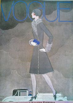 Hey, I found this really awesome Etsy listing at https://www.etsy.com/listing/151040414/sale-1920s-vintage-vogue-magazine-cover